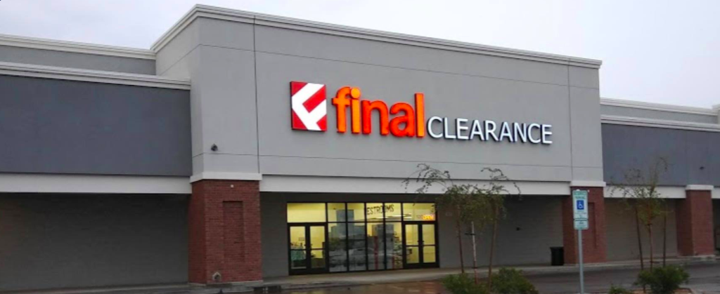 Final Clearance Outlet Store Peoria, AZ